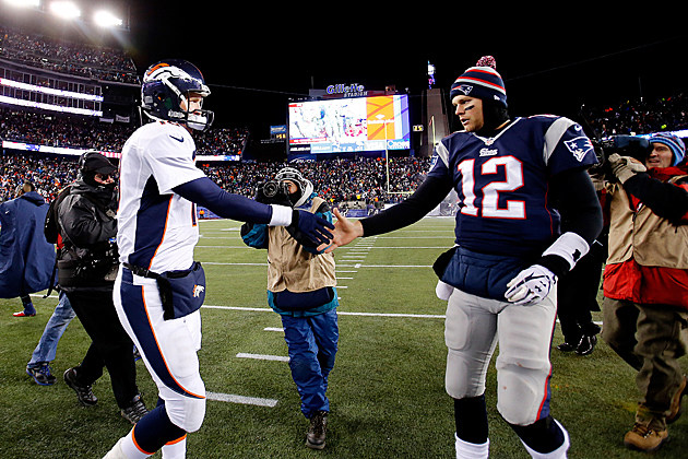 Brady Manning handshake