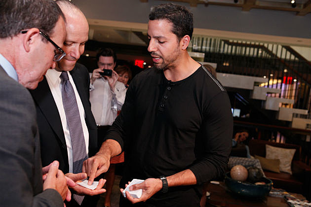 Real Or Magic david blaine