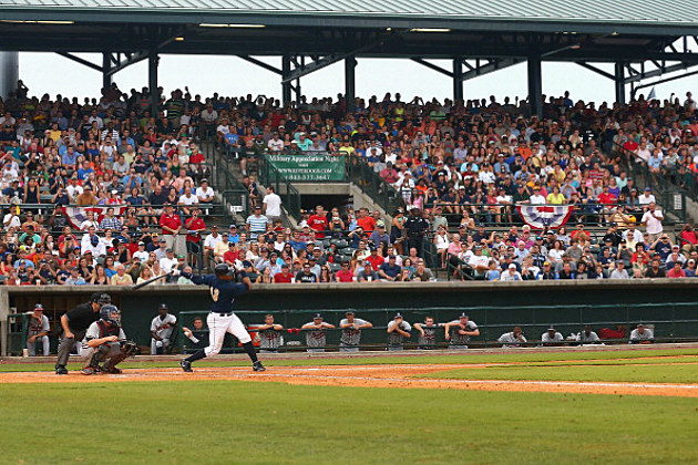 The NH Fisher Cats Home Opener Is Tonight In Manchester