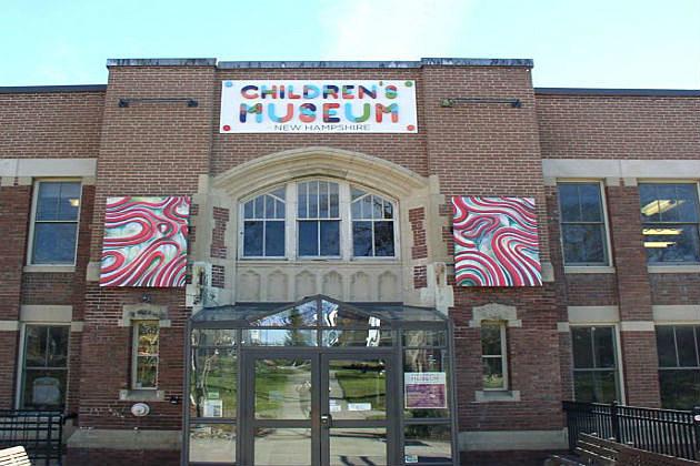 Children's Museum via Google Maps Street View