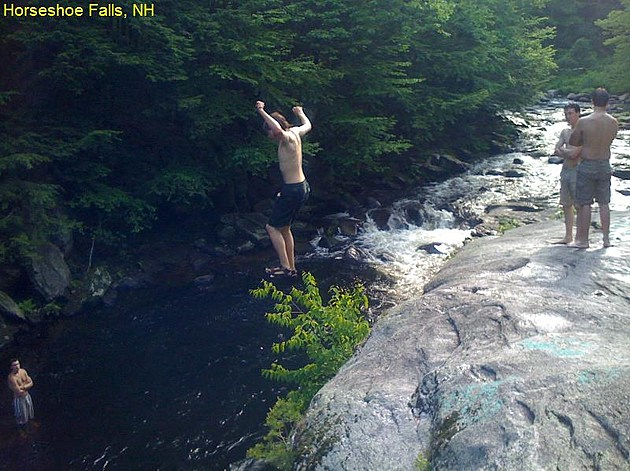 6 Of New Hampshire S Best Hidden Swimming Holes