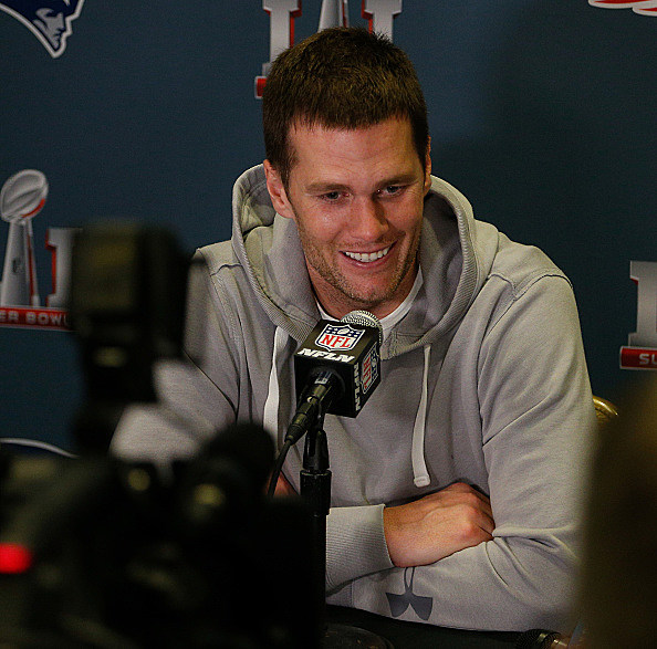 New England Patriots Media Availability