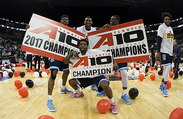 Atlantic 10 Basketball Tournament - Championship