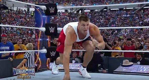 WWE via YouTube