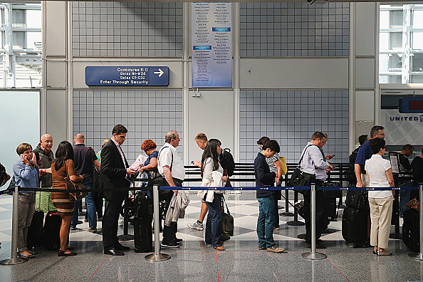 Unattended Bag Prompts Evacuation Of O'Hare Terminal